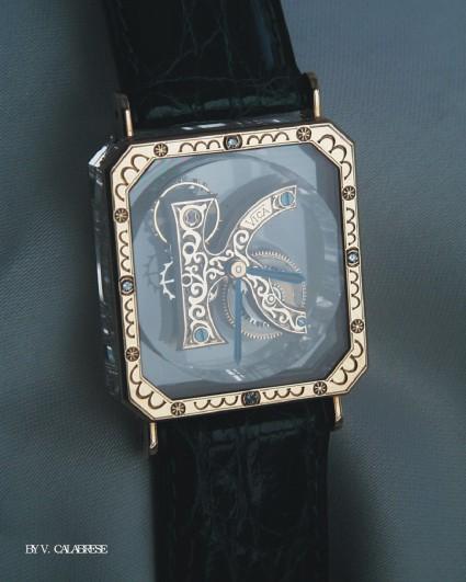 часы Vincent Calabrese Personnelles K