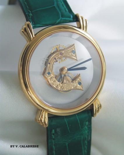 часы Vincent Calabrese Personnelles C