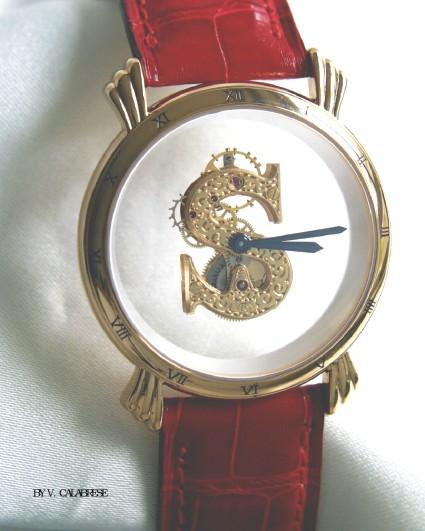 часы Vincent Calabrese Personnelles S