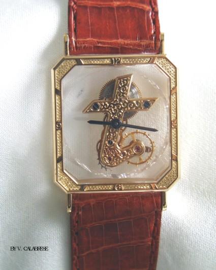 часы Vincent Calabrese Personnelles T