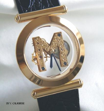 часы Vincent Calabrese Personnelles M