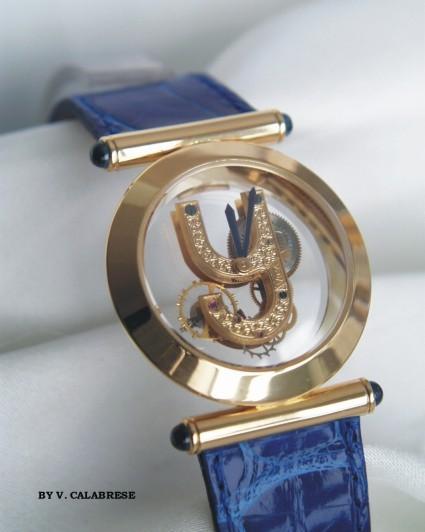 часы Vincent Calabrese Personnelles Y