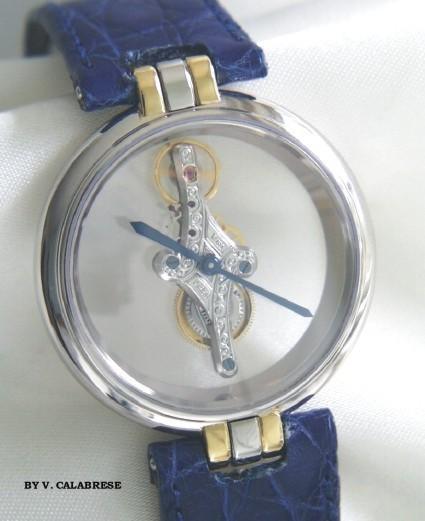 часы Vincent Calabrese Esprit Platine