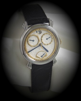 часы Vincent Calabrese Transworld Bicolore