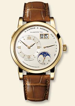 часы A. Lange & Sohne LANGE 1 MOONPHASE