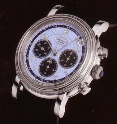 часы Parmigiani Fleurier Toric Chronographe