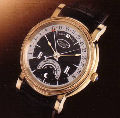 часы Parmigiani Fleurier Toric Quantieme Perpetuel Retrograde