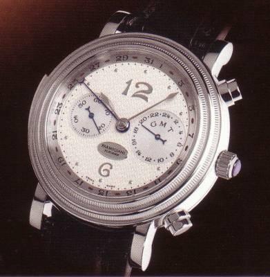 часы Parmigiani Fleurier Toric Repetition Minutes GMT