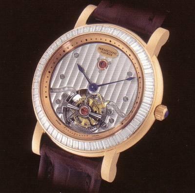 часы Parmigiani Fleurier Toric Tourbillon