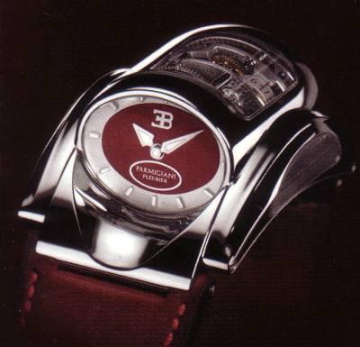 часы Parmigiani Fleurier Bugatti Type 370