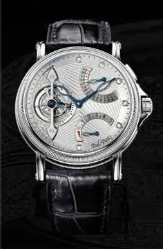часы Paul Picot Tourbillon 42 mm