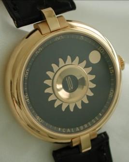 часы Vincent Calabrese Sun-Tral Gold