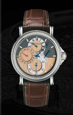 часы Paul Picot Regulateur 42 mm