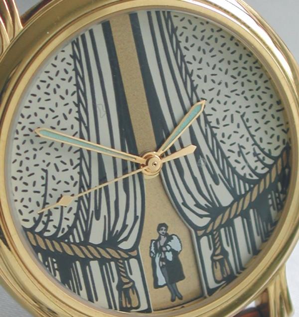 часы Vincent Calabrese Mona Lisa Ivory