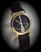 часы Vincent Calabrese Commedia Black