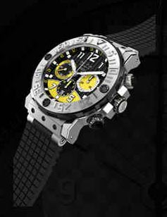 часы Paul Picot 48 mm - Titanium