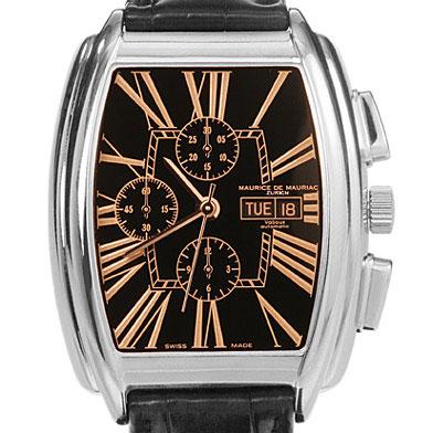 часы Maurice de Mauriac Tonneau XL Automatic
