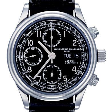 часы Maurice de Mauriac Chronograph Classic