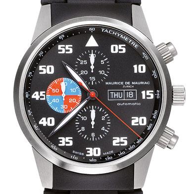 часы Maurice de Mauriac Сhronograph Modern XL