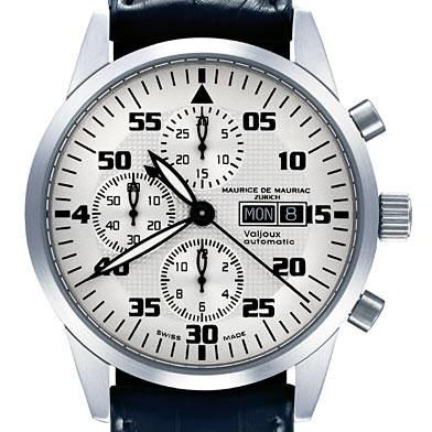 часы Maurice de Mauriac Сhronograph Modern L