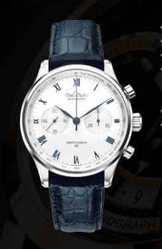 часы Paul Picot Chrono 42 mm