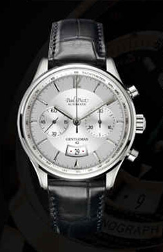 часы Paul Picot Chronodate 42 mm
