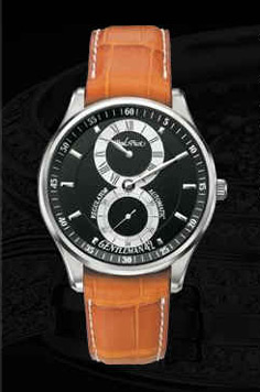 часы Paul Picot Regulateur 42 mm