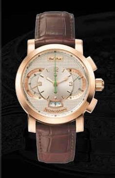 часы Paul Picot Gold 44 mm