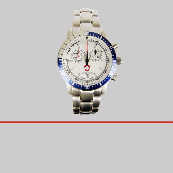 часы Swiss Timer FOOTBALL