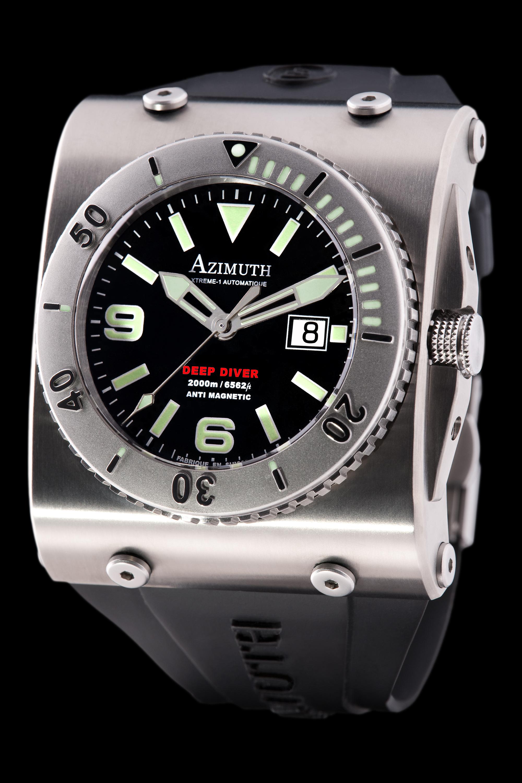 часы Azimuth Deep Diver