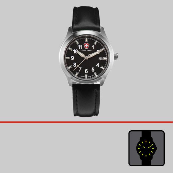 часы Swiss Timer OUTDOOR