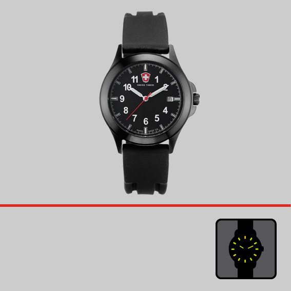 часы Swiss Timer OUTDOOR