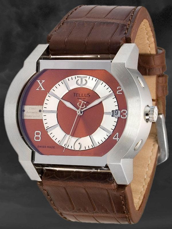 часы Tellus Dueller