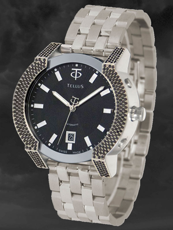 часы Tellus Diamond Discoverer 42