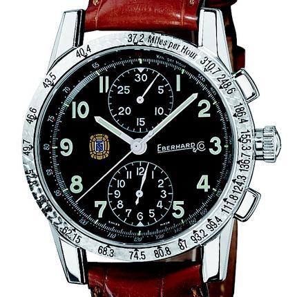 часы Eberhard & Co Tazio Nuvolari