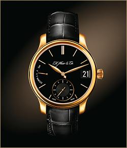 часы H.Moser & Cie Moser Perpetual 1