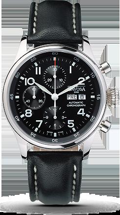 часы Davosa Pilot Chronograph