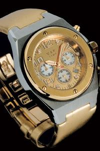 часы V.I.P. Time Diamond Lady size