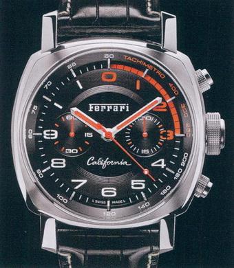 ���� Ferrari California Fluback