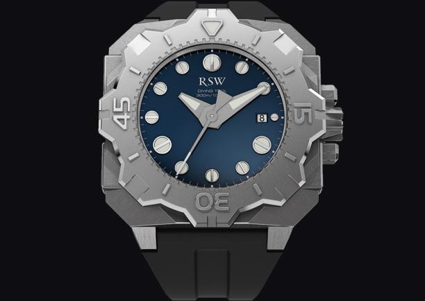 часы RSW Diving Tool