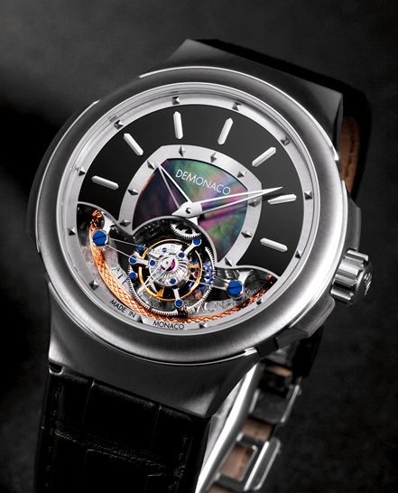 часы Ateliers deMonaco Grand Tourbillon XP Ronde d'Or