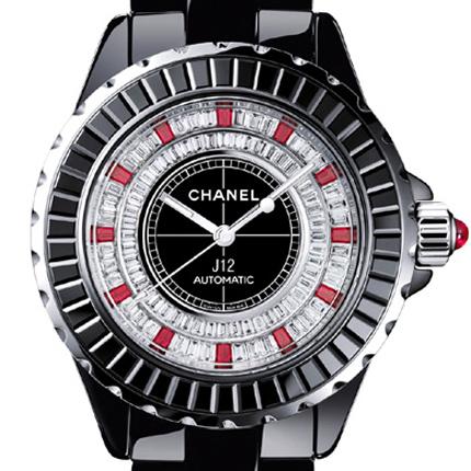 часы Chanel J12 Haute Joaillerie