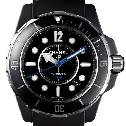 часы Chanel J12 Marine