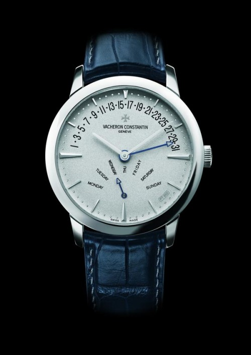 часы Vacheron Constantin Contemporaine Retrograde Day and Date