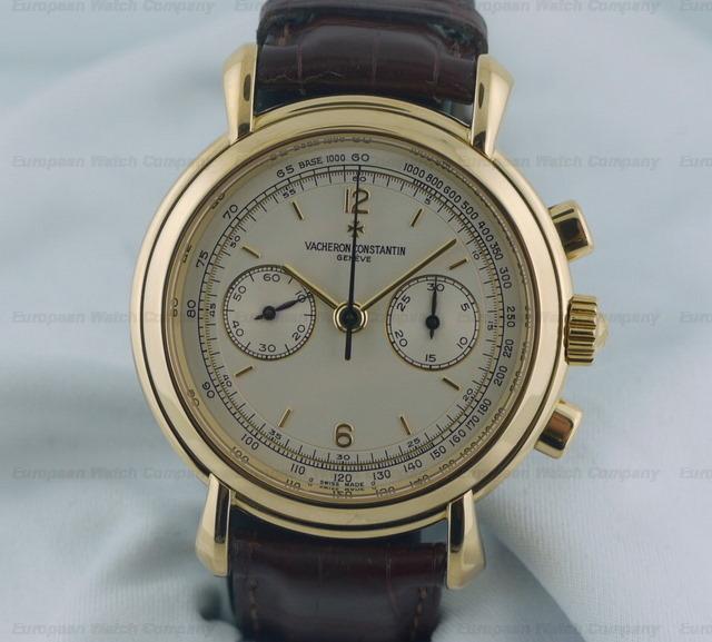 часы Vacheron Constantin Chronograph