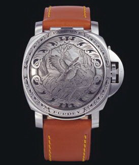 часы Panerai 2002 Special Edition Luminor Sealand for Purdey