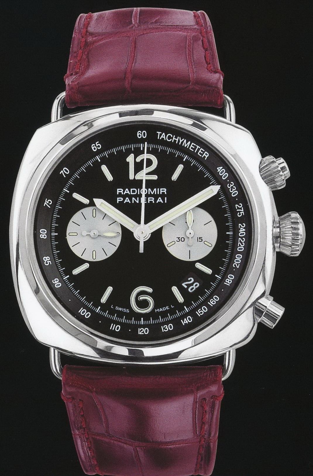 часы Panerai 2003 Special Edition Radiomir Chrono