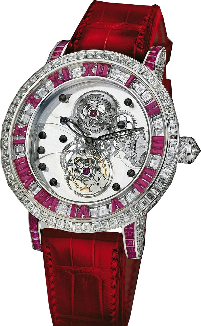 часы Corum Classical Billionaire Tourbillon Limited 10