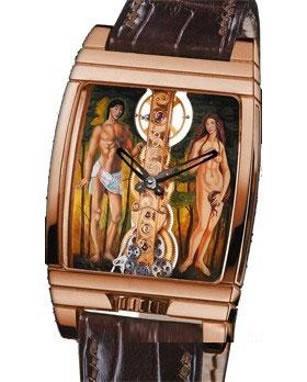 часы Corum Golden Bridge Adam & Eve Limited 50