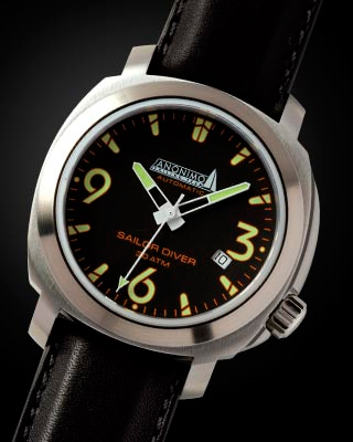 часы Anonimo Sailor Diver